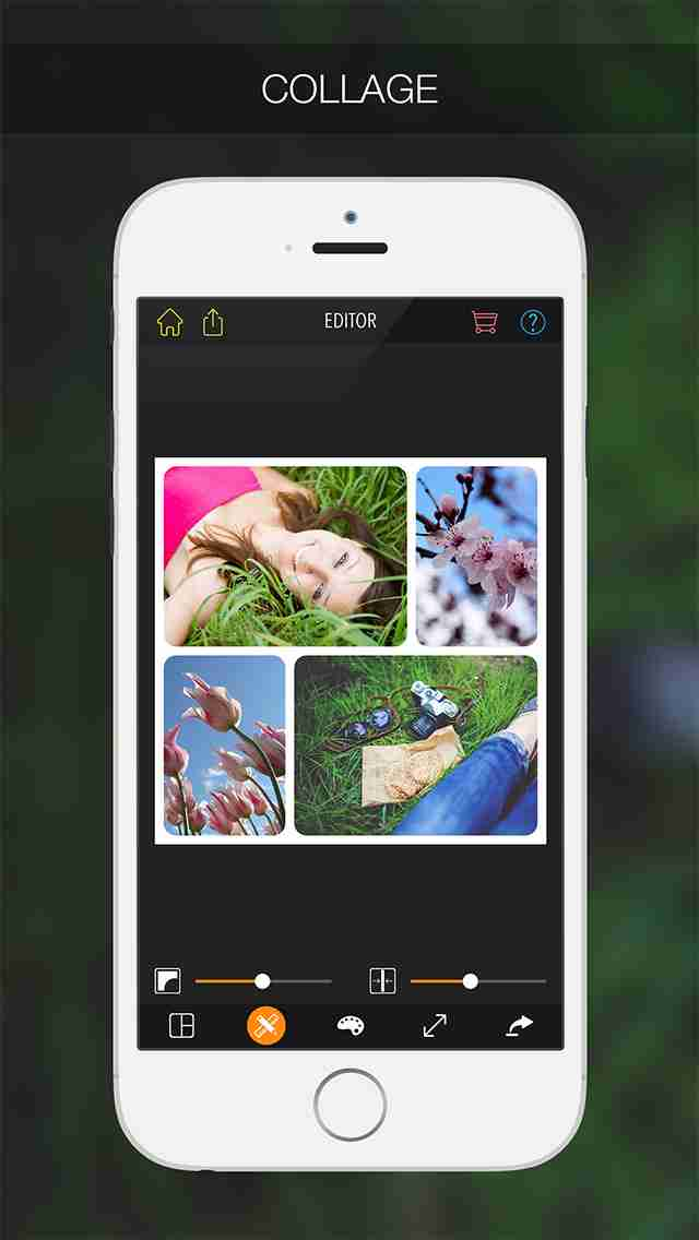 PicPoc - Photo Editor, Collage Maker, Photo Effects