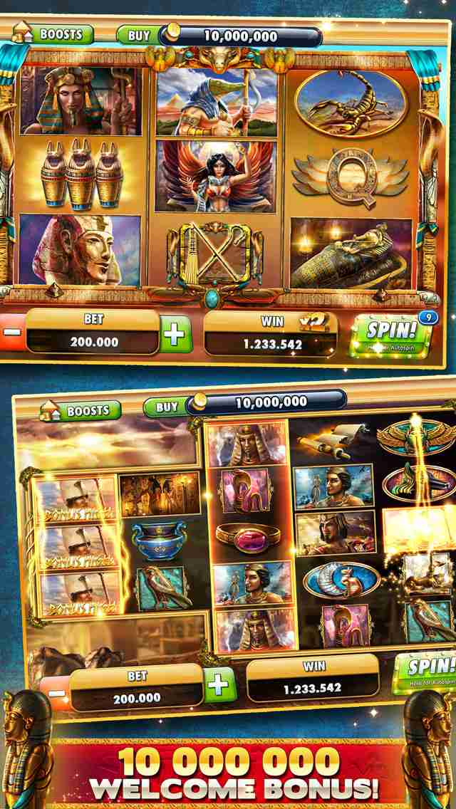 Cleopatra Casino – FREE Slot machines with bonuses