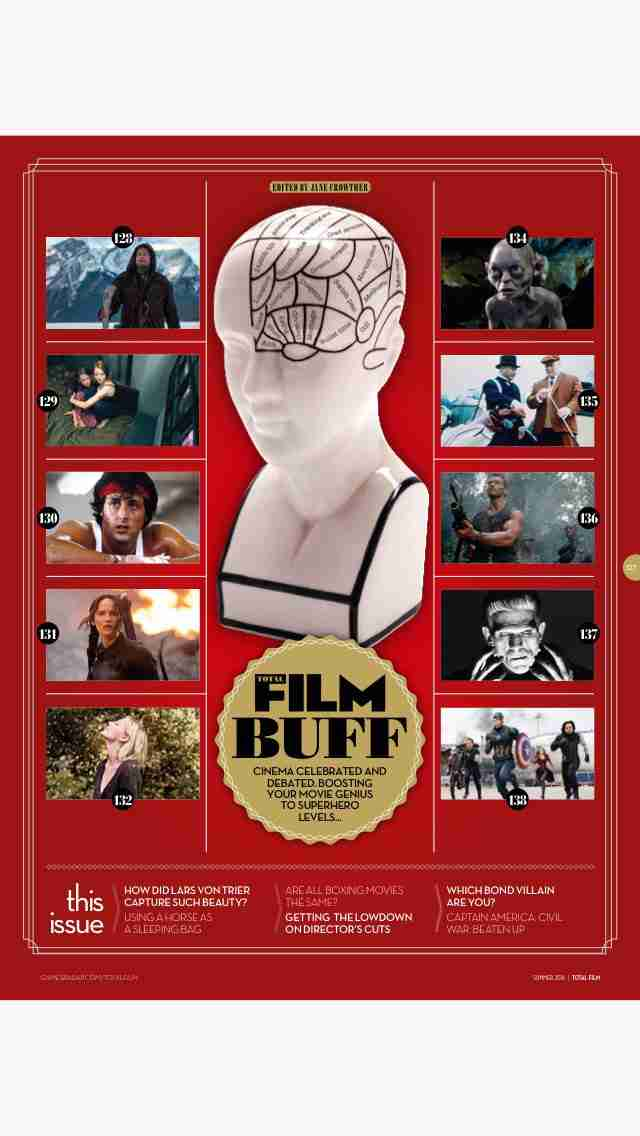 Total Film: the film magazine for movie reviews, news & features