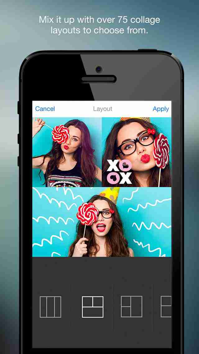 Photofy - Photo Editing & Collage App