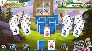 Fairway Solitaire!