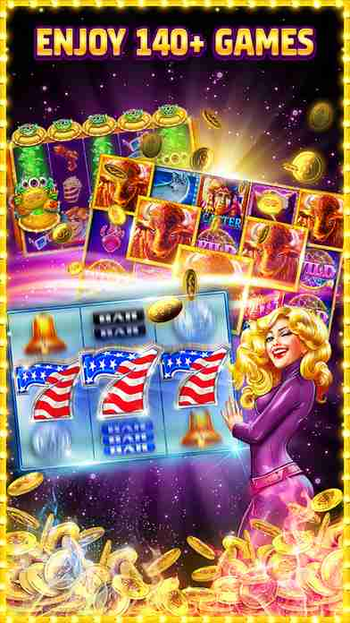Slotomania – Free slots! Casino slot machine app 英語版