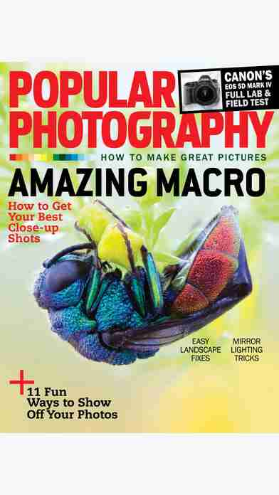 Popular Photography – The leading technical authority, buyer's guide and how-to resource for the photo enthusiast.
