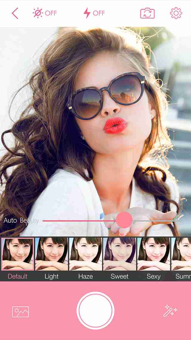 InstaBeauty - Camera & Pic Collage Maker & Photo Editor