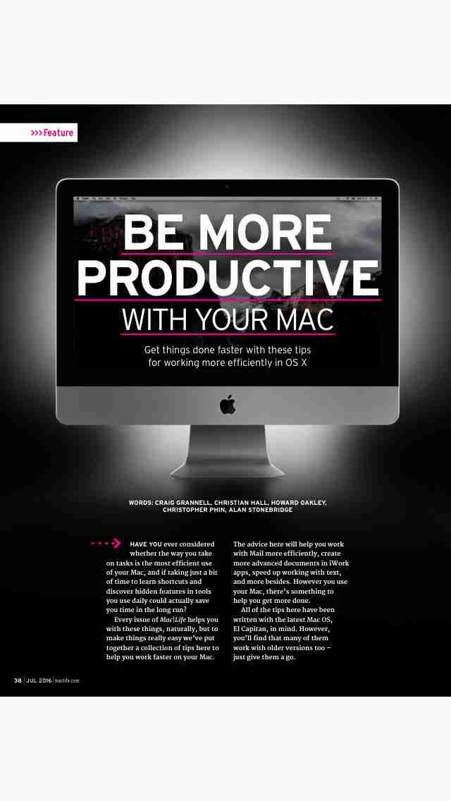 Mac Life: the ultimate Apple magazineのスクリーンショット - 2