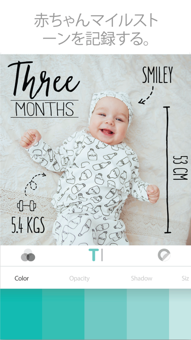 Little Nugget - Capture Baby Milestones & Pregnancy Stages through Photos