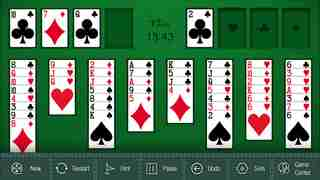 FreeCell HD for iPad and iPhone