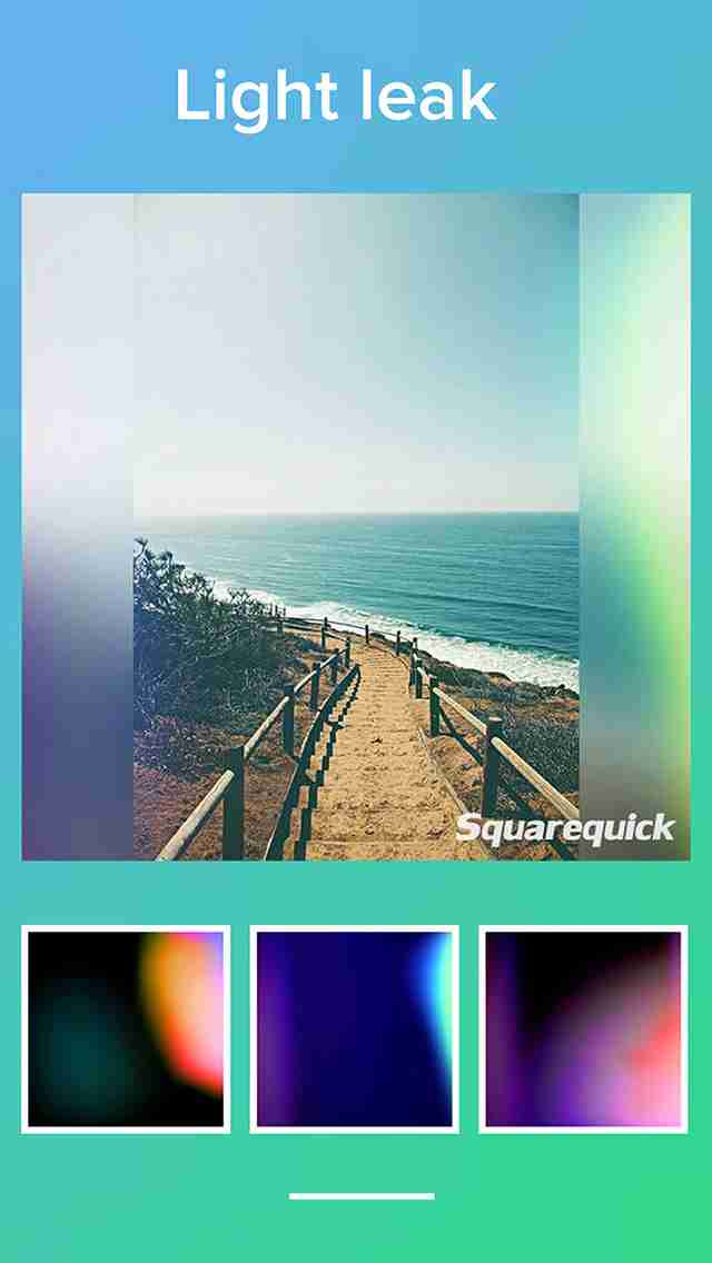 Square Quick - No Crop Photo and Post Full Size Image For Instagram With Emojis