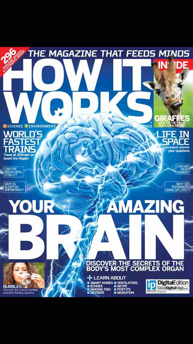 How It Works Magazine: Science and technology for curious minds