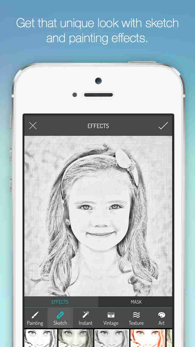 PhotoMania - Pic Editor, Frame Studio and Card Maker