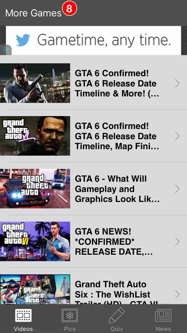 Countdown - GTA VI Edition
