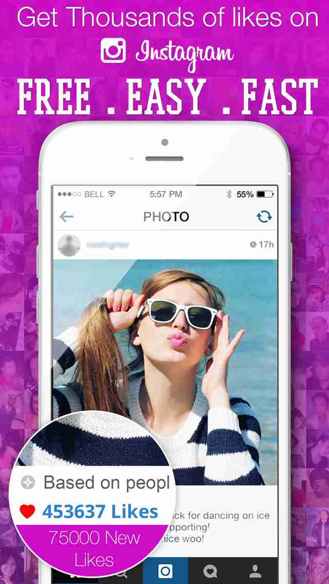 Get Likes for Instagram 5000 - InstaLike.s to Get Free WowLike.s