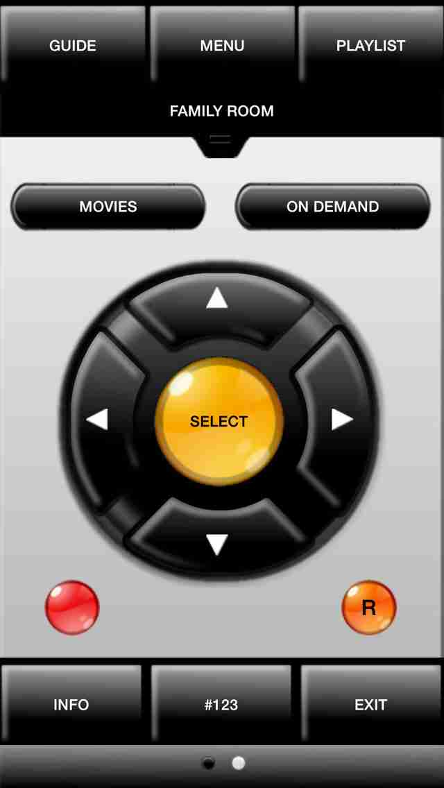 TouchControl Universal Remote Control With Automation