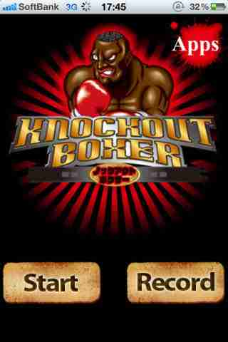 KNOCKOUT BOXER