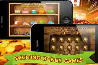 Kingdom Slots ™ casino video slot machines gameのスクリーンショット - 1