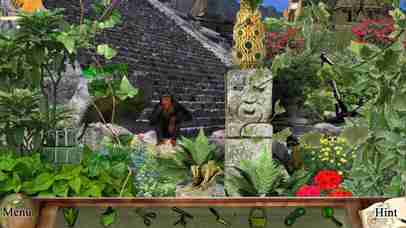 Hidden Objects: Mayan Castles