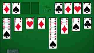 FreeCell for leisure, puzzle, windows games