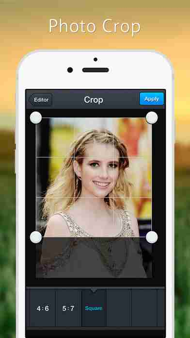 Image Editor - Photo Blemish,Crop,Color Filters,Switch Sticker