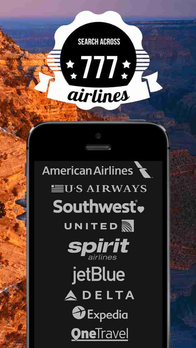 Cheap Flight Bookings - Compare Delta, JetBlue, United, Spirit, and Southwest Dealsのスクリーンショット - 2