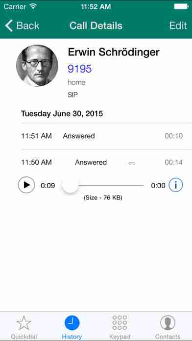 Acrobits Softphone - SIP phone for VoIP calls