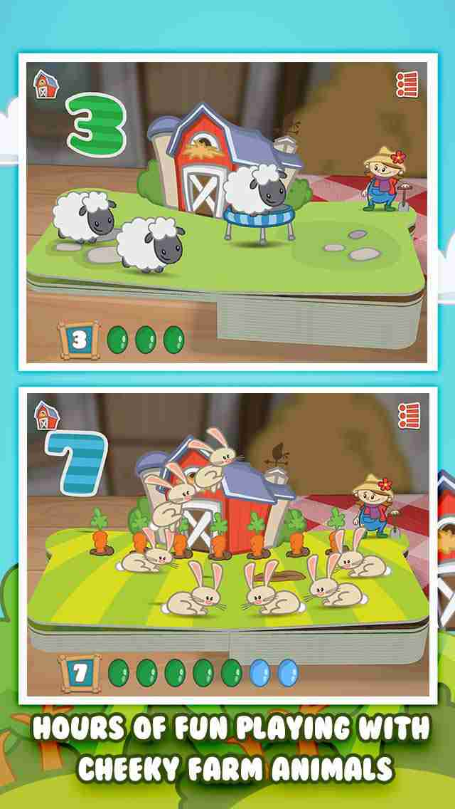 Farm 123 FREE ~ StoryToys Jr