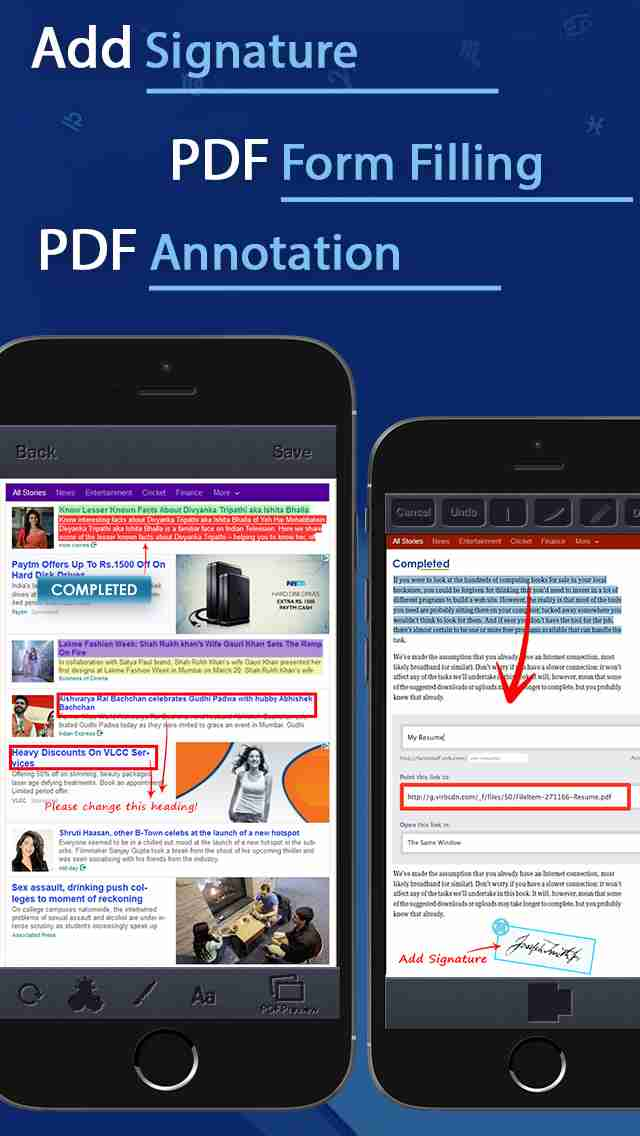 PDF.Lab Perfect PDF Converter and Editorのスクリーンショット - 3