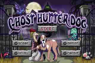 Ghost Hunter Dog