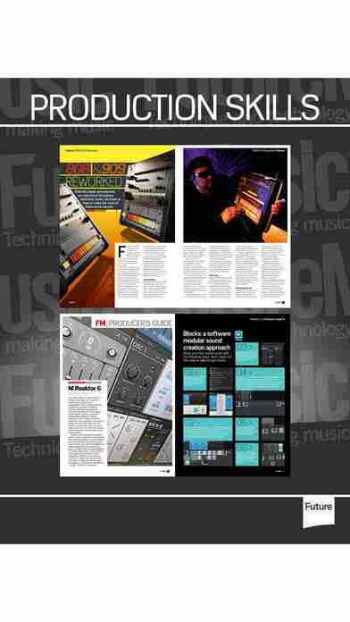 Future Music: the music tech and music production magazine