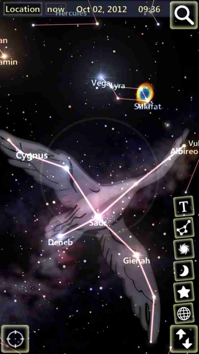 StarTracker - Best StarGazing app to Explore the Universeのスクリーンショット - 1