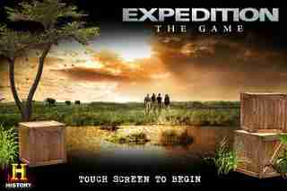 Expedition Africa - The Game