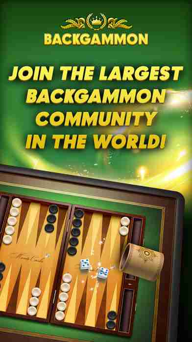 Backgammon Live – Free online board game with friends
