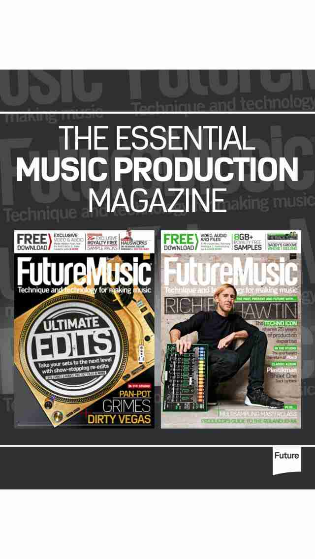 Future Music: the music tech and music production magazineのスクリーンショット - 2