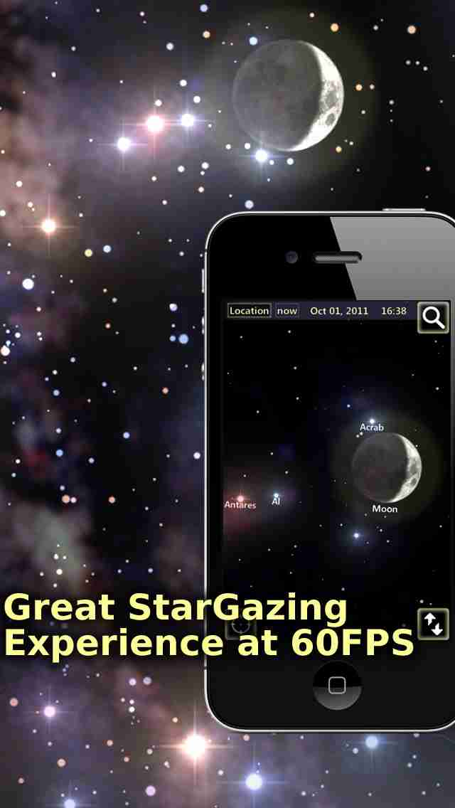 StarTracker - Best StarGazing app to Explore the Universeのスクリーンショット - 2