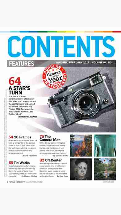 Popular Photography – The leading technical authority, buyer's guide and how-to resource for the photo enthusiast.のスクリーンショット - 6