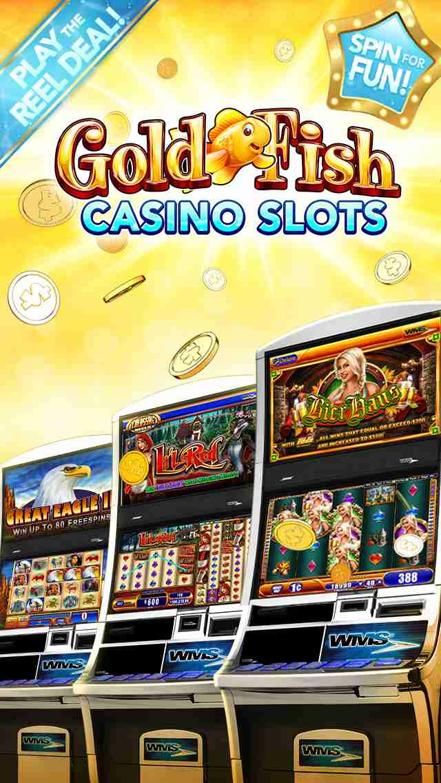 Gold Fish Casino Slots - Fun Las Vegas Slot Machines - Win Jackpots & Bonus Games