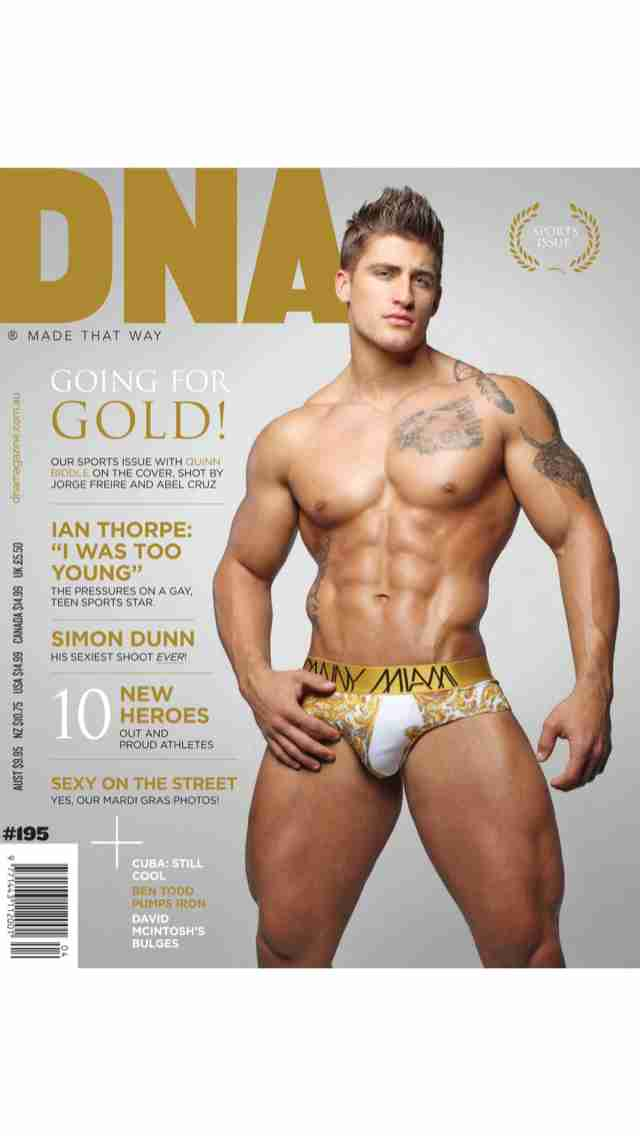 DNA – Australia's best selling magazine for gay menのスクリーンショット - 5