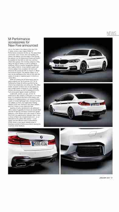 BMW Car - The ultimate BMW magazineのスクリーンショット - 6