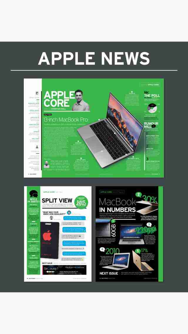 MacFormat: the Mac, iPad, iPhone & Apple magazineのスクリーンショット - 6