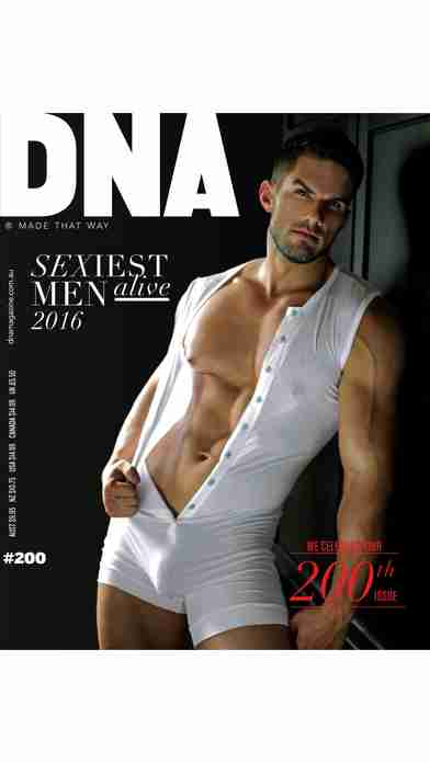 DNA – Australia's best selling magazine for gay menのスクリーンショット - 6