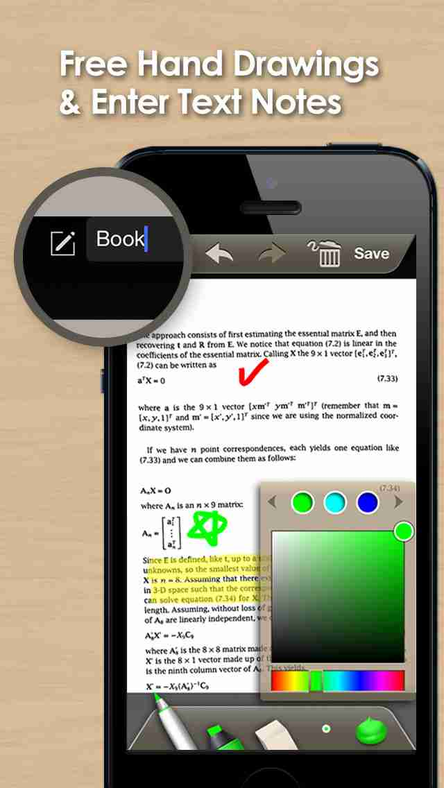 Doc Scan - Scanner to Scan PDF, Print, Fax, Email, and Upload to Cloud Storagesのスクリーンショット - 3