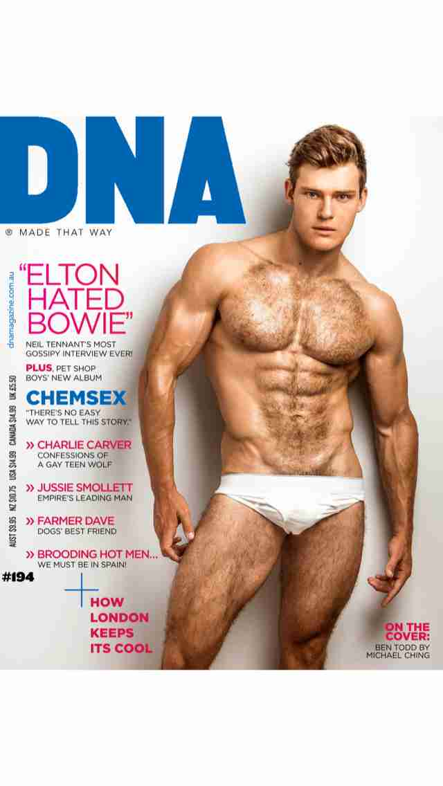 DNA – Australia's best selling magazine for gay menのスクリーンショット - 7