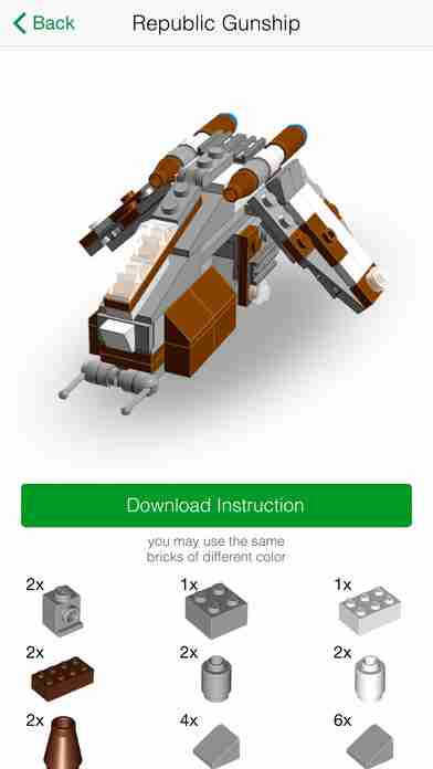 Instructions for LEGO® - How To Build New Super Toys With Your Brick Collection!のスクリーンショット - 8