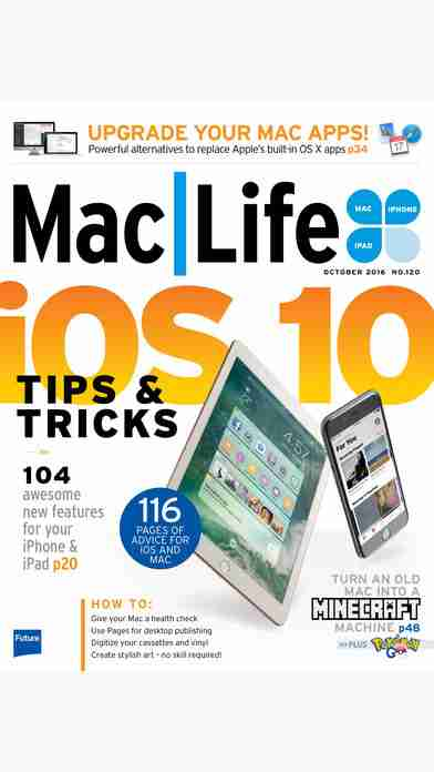 Mac Life: the ultimate Apple magazineのスクリーンショット - 7