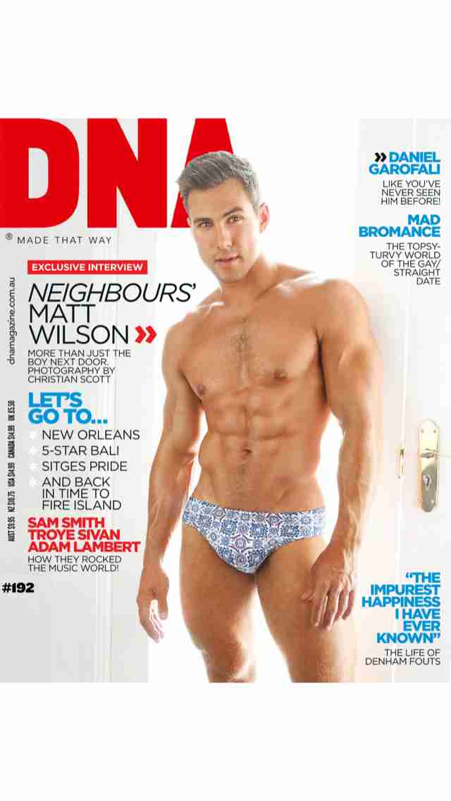 DNA – Australia's best selling magazine for gay menのスクリーンショット - 8