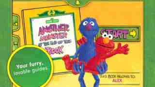 Another Monster at the End of This Book...Starring Grover & Elmo!のスクリーンショット - 3