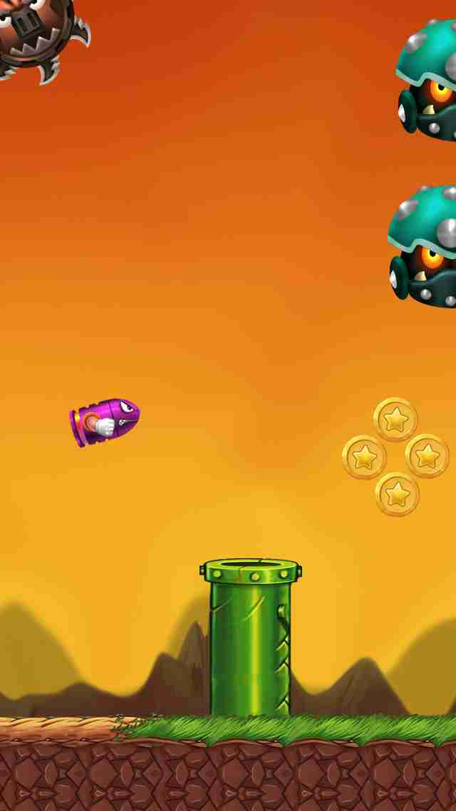 Super Bullet Bros: Beat Sky Rolling Monster By Ma-Rio Hills