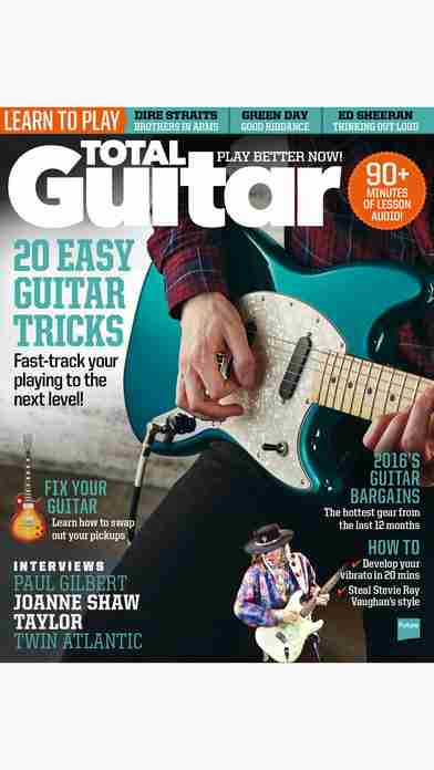 Total Guitar: the guitar magazine packed with lessons, tabs & interviewsのスクリーンショット - 3