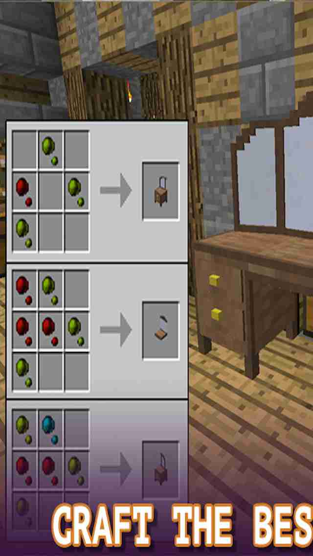 Best Furniture Guide For Minecraft.のスクリーンショット - 6