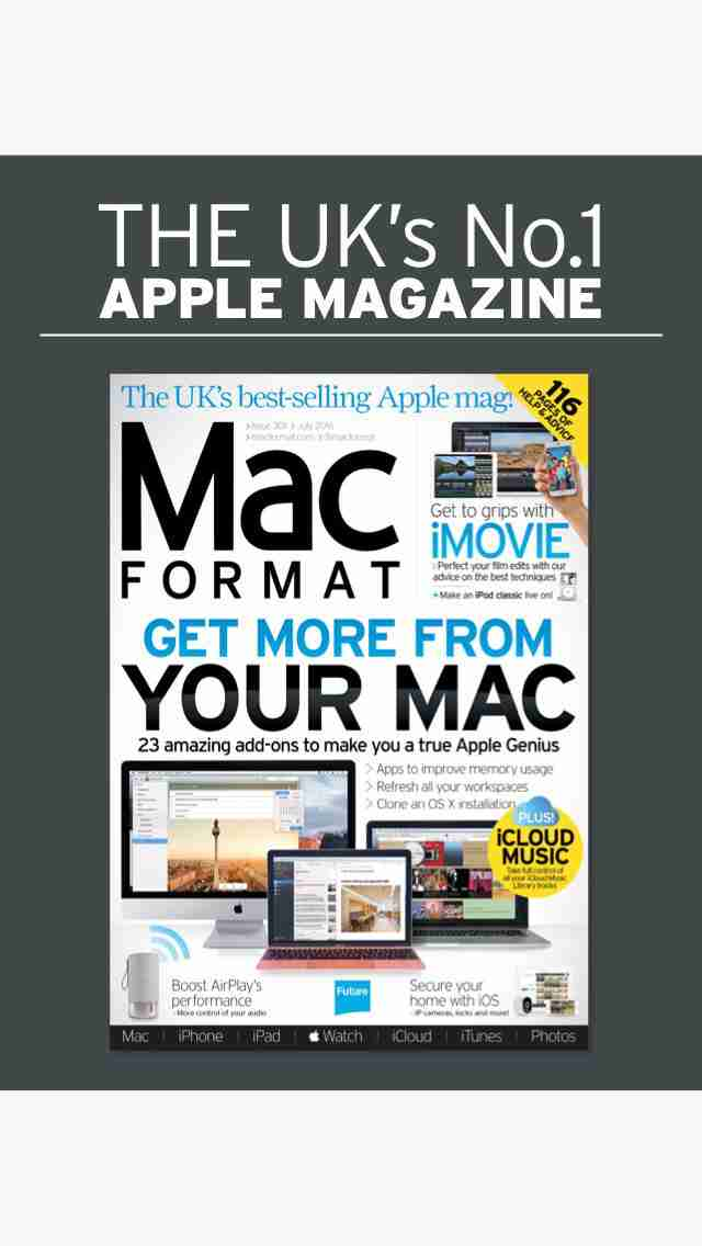 MacFormat: the Mac, iPad, iPhone & Apple magazineのスクリーンショット - 12