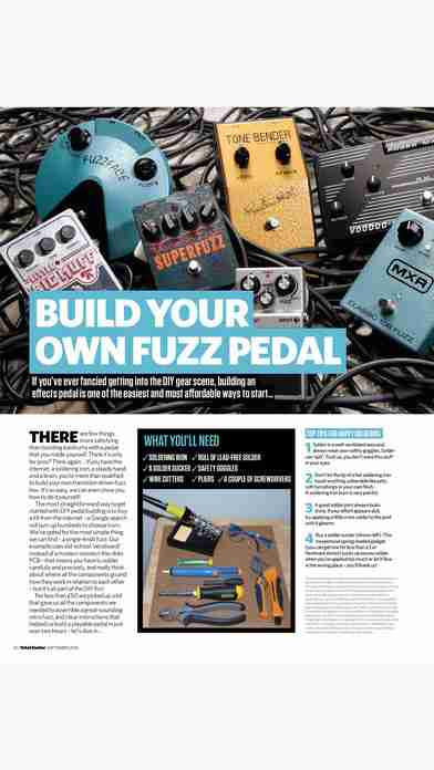 Total Guitar: the guitar magazine packed with lessons, tabs & interviewsのスクリーンショット - 5